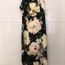 h&m Floral Maxi Dress - Size Xs Photo