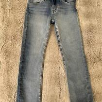 h&m Girls Skinny Jeans Size 5-6 Years Photo