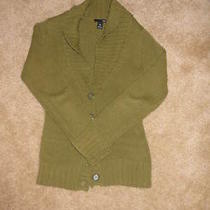 h&m Green Cardigan Photo