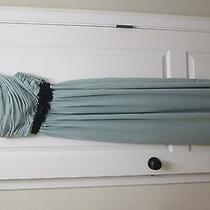 h&m Green Night Gown (Prom Dress) One Shoulder Photo