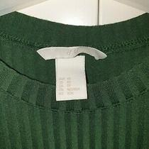h&m Khaki Dress Xs Euc Photo