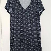 h&m l.o.g.g. v-Neck Dress Size 4 Photo