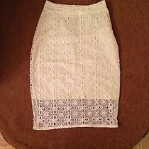 h&m Lace Pencil Skirt Photo