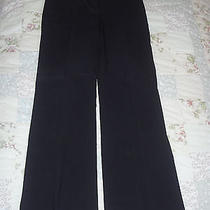H & M - Ladies Black Work / Dress Pants - Size 10 Photo