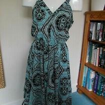 h&m Ladies Size 12 Dress Nwt Photo
