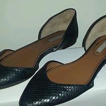 h&m Leather Flats Photo