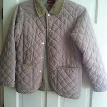 h&m Logg Girls Quilted Barn Jacket 12-13y Photo
