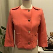 h&m Madmen Style Blazer - Us Size 6 Small Photo