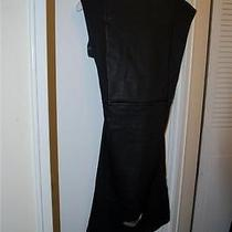 H M Maison Martin Margiela for h&m Car Seat Cover Dress Leather Mmm Sz 6 Photo