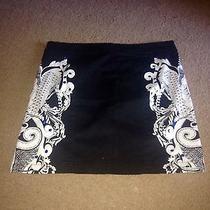 h&m Mini Skirt Size 10 Euc Photo