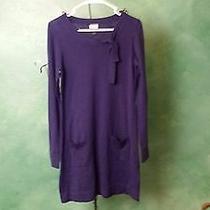 h&m Modern Classic Purple Dress M Photo