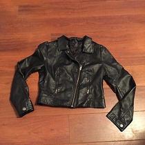 h&m Motorcycle Jacket Size 10 Photo