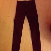 h&m Pacsun Forever 21 Maroon Burgundy Pants Jeans Photo