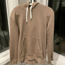 h&m Pullover Hoodie Tan Size Medium Photo