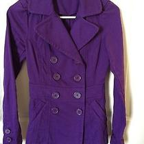 h&m Purple Jacket Photo