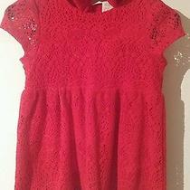 H &m Red Dress Toddler Size 2t Photo