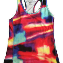 h&m Sports Vest Size Small New Without Tags Photo