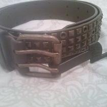 h&m Studded Belt  Man Size Eur 85 (Asos Nike Zara) Photo