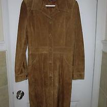 h&m Suede Coat Photo