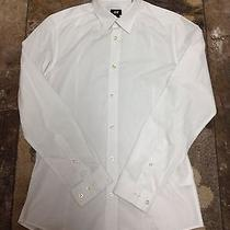 h&m White Dress Shirt Small Photo
