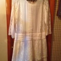 h&m White Lace Dress Photo