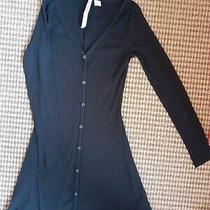 h&m Woman's Black Dress Bnwot Size Xs Photo