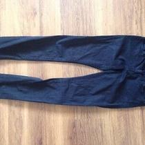 h&m Womens Black Skinny Jeans Size 38 W30 Photo