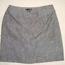 h&m Wool Tweed Skirt Size 4  Photo