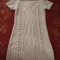 h&m Woolen Cable-Knit Sweater Dress  Photo