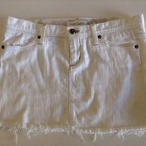 Habitual Denim Skirt Size 28  Photo