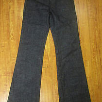 Habitual for Nordstrom 'Uptown' Dark Honey Wash Trouser Jeans - Size 27 Photo