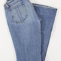 Habitual Light Wash Cotton Cotton Boot Cut Jeans Sz 29 Photo