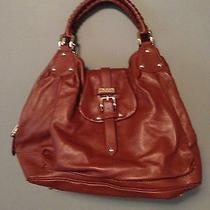 Halston Heritage Handbag Brown Photo