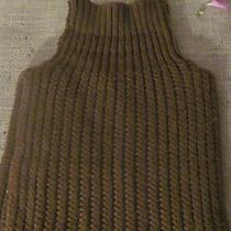 Hand Crocheted Green Dickie Photo