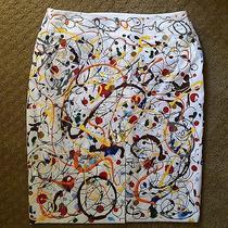 Hand Painted Skirt Photo