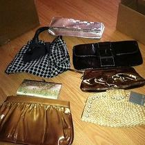 Handbags and Clutches (Lot of 7) Photo