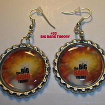 Handmade Boutique Girls Bottle Cap Earrings  Huge Variety  Photo