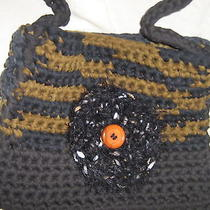 Handmade Crochet Bags Photo