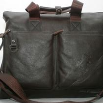 Handmade Genuine Leather Briefcase by yosef&adam Photo