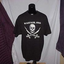 Hanes warfair.org United We Stand T Shirt Historical and Fantasy War Game Xl Photo