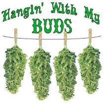 Hanging With My Buds...small..... Natural  Tee....... Photo