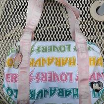 Harajuku Lovers Fluorescent Bolts Handbag - Gwen Stefani Photo