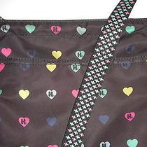Harajuku Lovers Girls Bag Purse Crossbody Hearts Hard to Find Photo