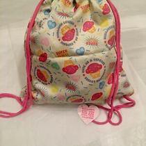 Harajuku Lovers Gwen Stefani Cute as a Cute Cupcake Folding Backpack New W/tags Photo