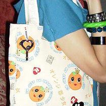 Harajuku Lovers Gwen Stefani Orange County Girl Small Tote Bag Purse Kawaii Nwt Photo
