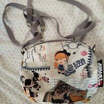 Harajuku Lovers Handbag Bag Purse Anime Girls Crossbody Photo