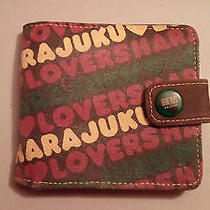 Harajuku Lovers Wallet (Brown Cloth) Photo