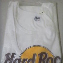 Hard Rock Cafe Las Vegas Tank Top T Shirt Sz Xl New Still in Bag  White Awesome  Photo