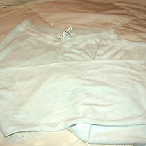 Hard Tail Forever Baby Blue Sweatpants Size Lg Pre-Owned  & Mint So Comfy Photo