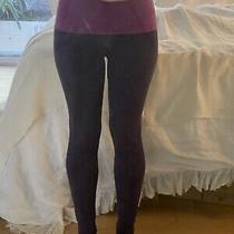 Hard Tail R/d Ankle Leggings in Purple  Purplish-Pink - Size Xs Photo